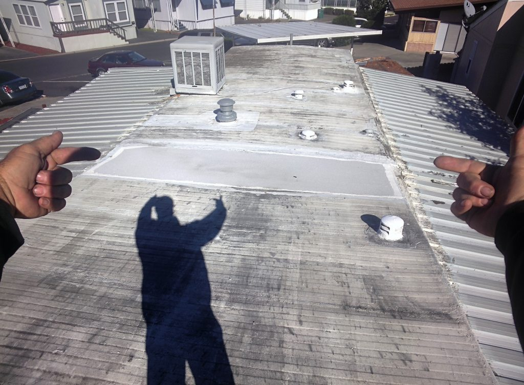 Your Mobile Home Roof How To Prevent Major Disasters