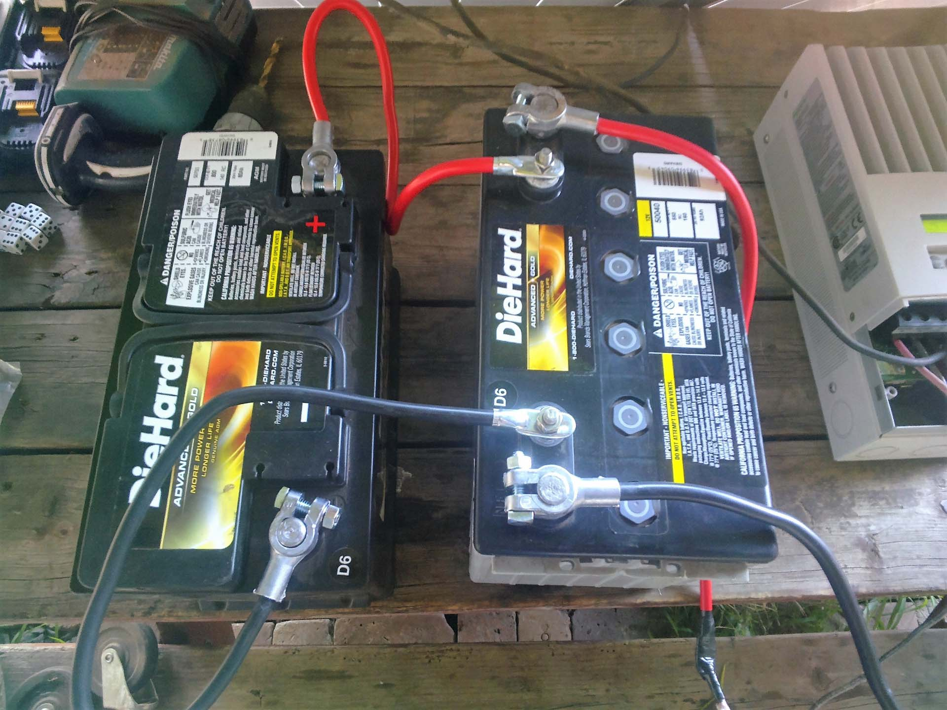 Electrical 101 Home Inspection Inc Bay Area Wiring Battery Backup