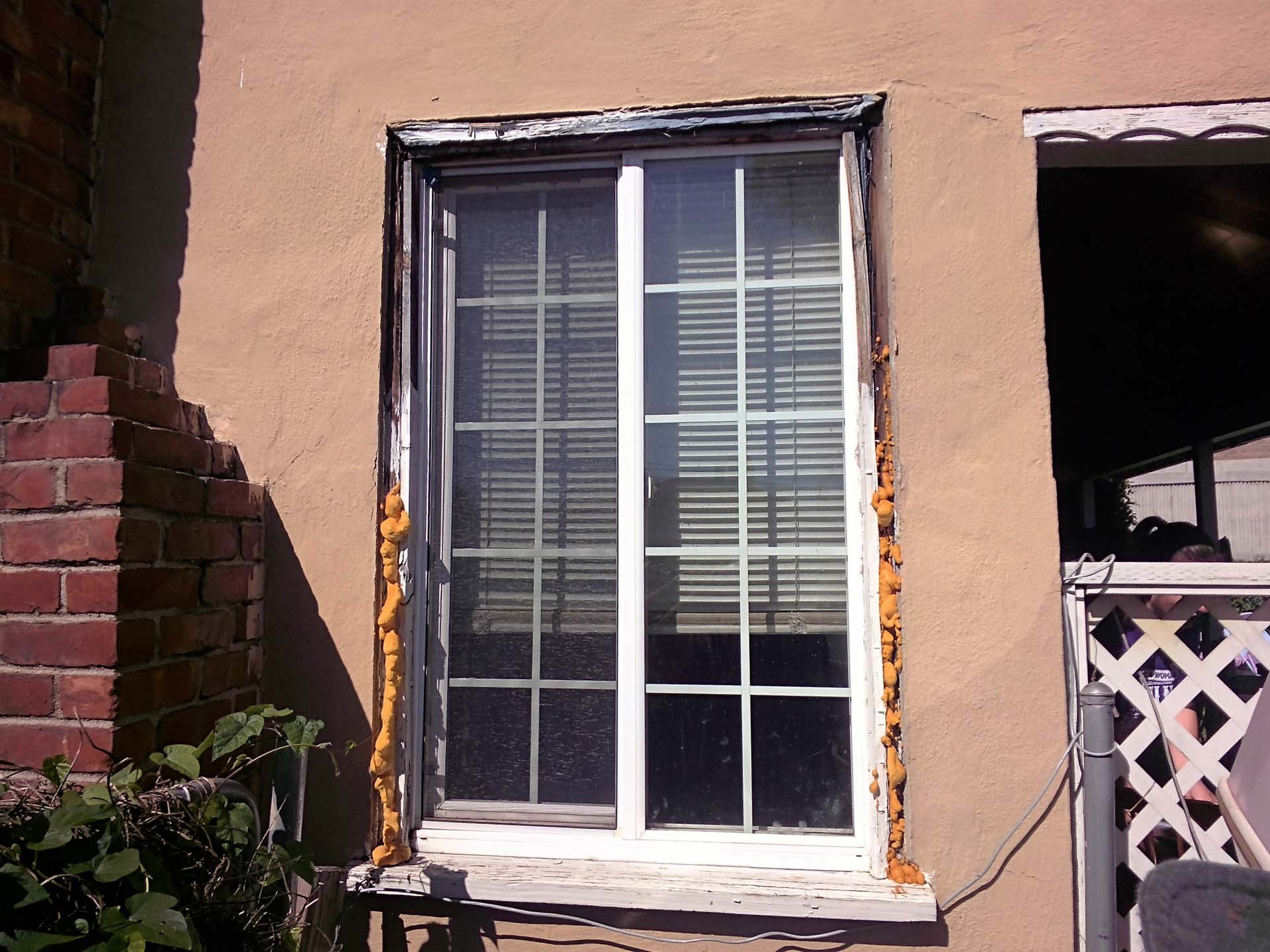 temporary window sealant